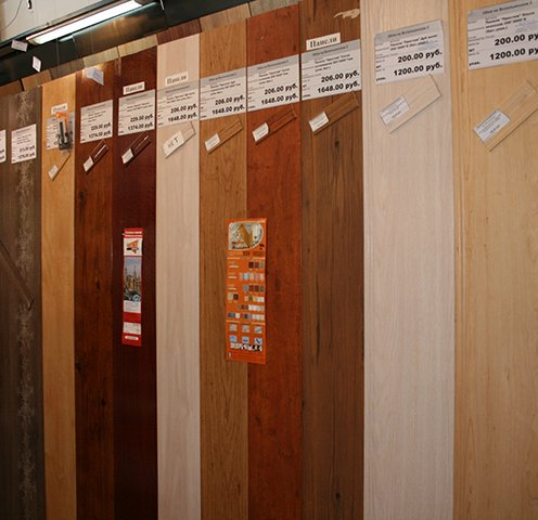 Стеновые панели для внутренней